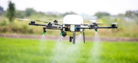 e-Agriculture – Drones Transforming Africa agriculture